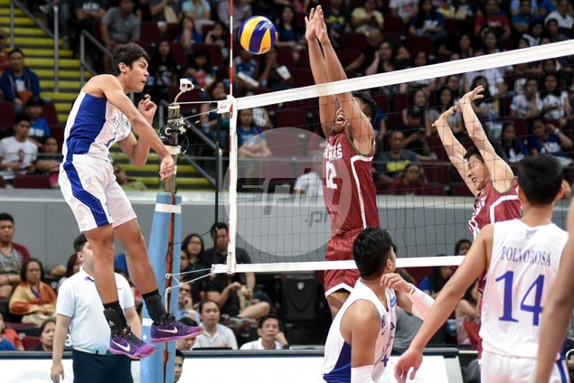 Marck Espejo, Ysay Marasigan lead way as Ateneo whips UP to reach UAAP volleyball finals