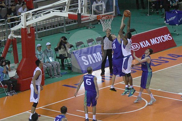 Gilas beats Kazakhstan but margin of victory not enough to get it to Asian Games semifinals