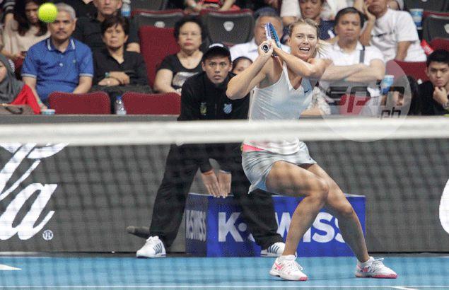 Philippines captivates Sharapova: 'It's an amazing country with beautiful people'