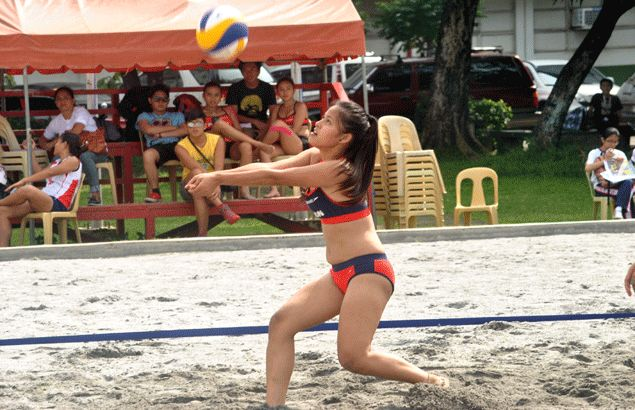 Marikina tossers make Petron beach volley semis