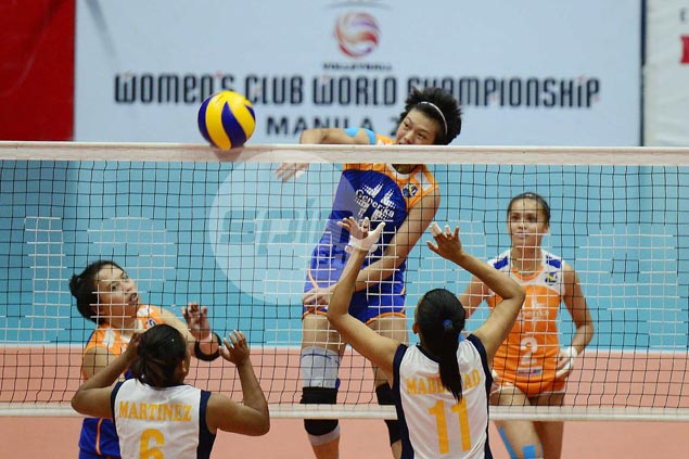 Ria Meneses stars as Generika keeps spotless record with four-set PSL win over Navy
