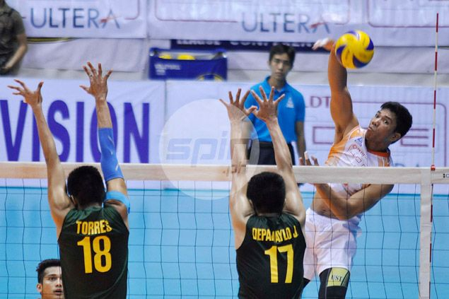 PLDT Home Ultera finally gets act together to barge in win column of Spikers' Turf