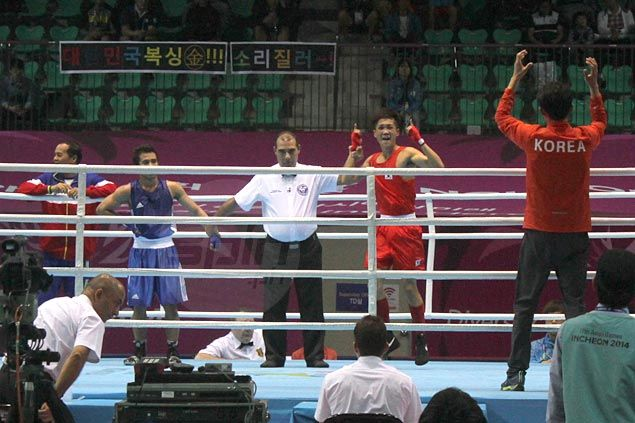 Korean tearjerkers for boxers as official cries foul over contentious Asiad decisions