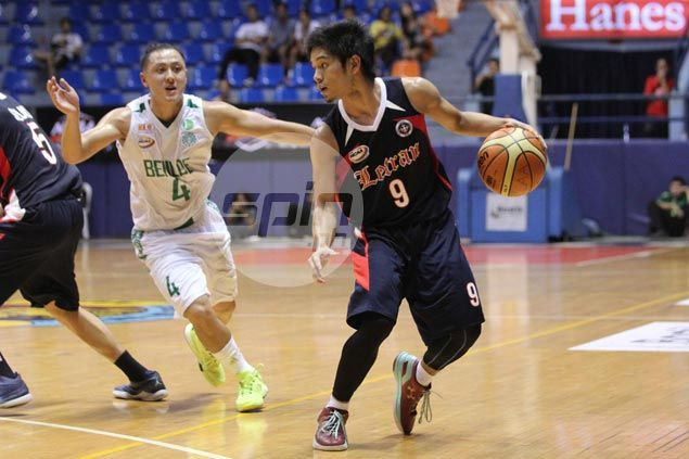 Mark Cruz leads way as Knights rout Blazers to give coach Aldin Ayo winning debut in NCAA