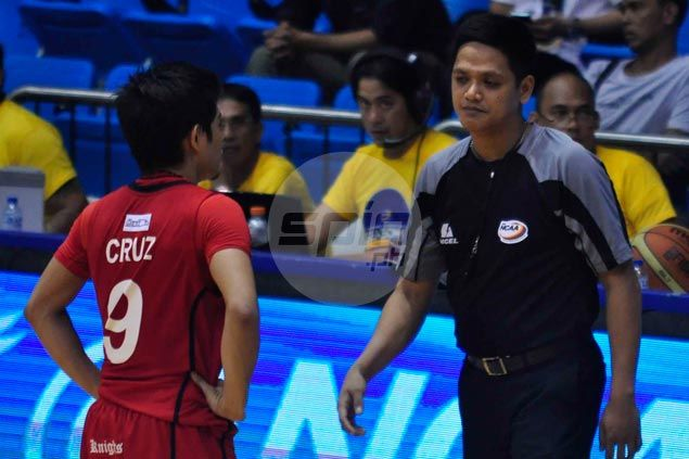 Cebu league stands by decision to tap controversial Manila-based ref Ian Borbe for Cesafi finals