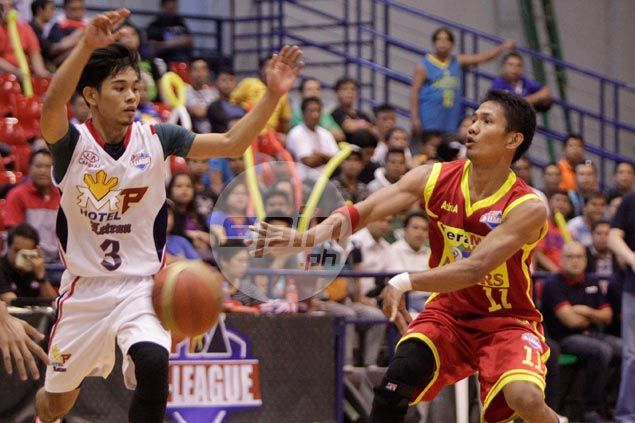 Jeff Viernes, three other Mixers score in double figures in 27-point win over Warriors