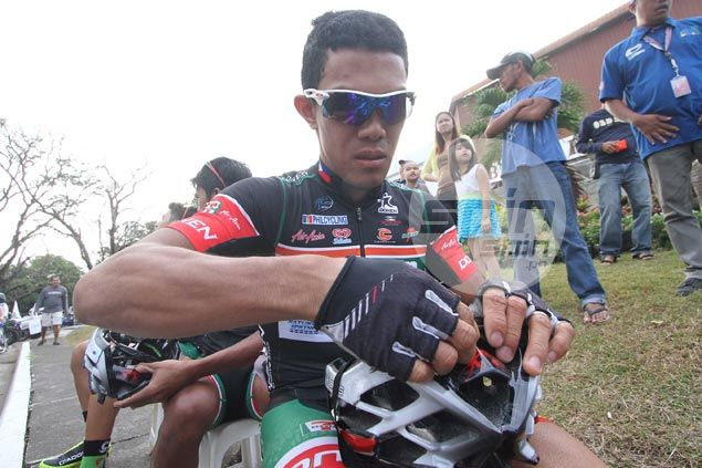 Little time for Mark Galedo to lick wounds after Le Tour bust as Asian Cycling Championship looms