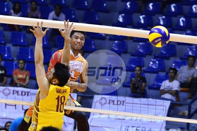 Mark Gil Alfafara leads way as Ultra Fast Spikers take opener of Spikers Turf finals against Cagayan Valley