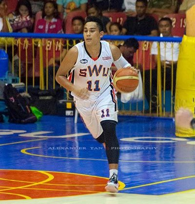 Landry Sanjo has 27 and 20 to power SWU Cobraspast UC Webmasters and back to share of lead
