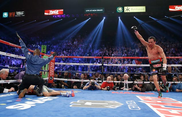 Juan Manuel Marquez retires, says rivalry with Manny Pacquiao the highlight of storied career