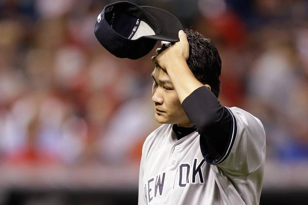 Yankees ace Masahiro Tanaka on disabled list due to elbow inflammation