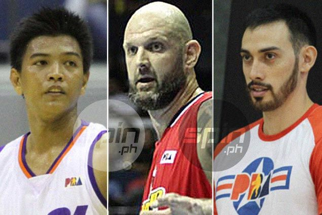 Trade: Purefoods to acquire Mick Pennisi from Barako Bull in exchange for Isaac Holstein, Ronnie Matias