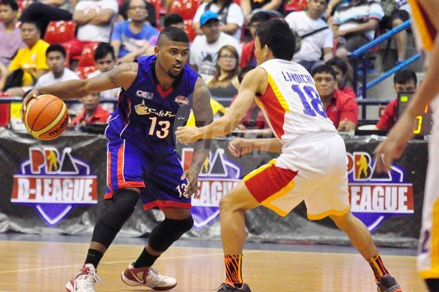 Cafe France clobbers D-League newcomer MP Hotel in Aspirants Cup opener