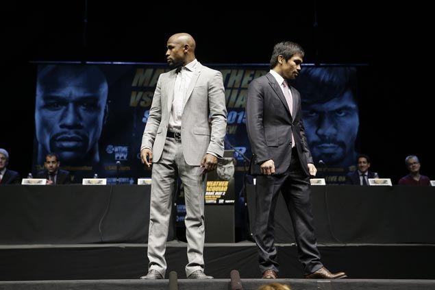 Mayweather reveals full detail of courtside conversation with Pacquiao in Miami Heat game