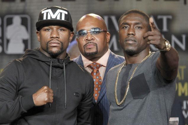 Floyd Mayweather adamant title bout with Andre Berto to be his farewell match