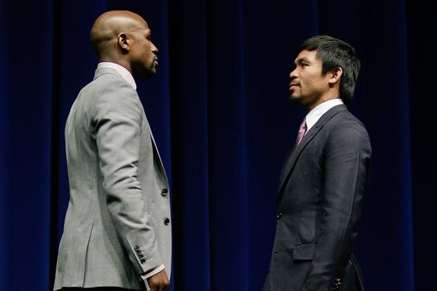 Psywar begins as 'subdued' Mayweather Jr. fires initial salvo against Manny Pacquiao