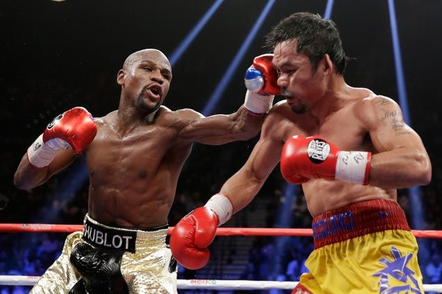 'Fight of the Century' proves a bust as elusive Mayweather refuses to engage