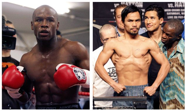 Megafight finally on as Manny Pacquiao, Floyd Mayweather to face off on May 2