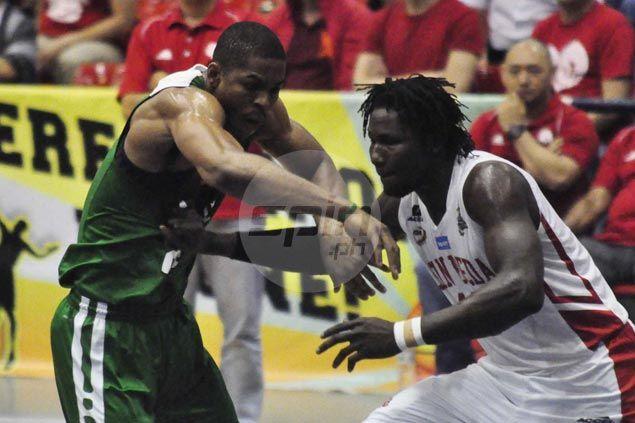 Will Ben Mbala get UAAP green light? La Salle set to plead case amid residency row