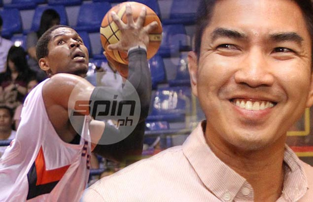 Aldin Ayo on La Salle recruit Ben Mbala: 'Foreigner na ugaling Pinoy sa laro'