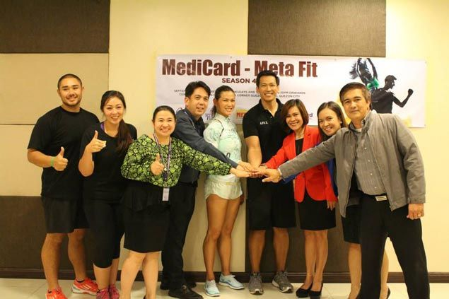 Healthier lifestyle the target in Season 4 of Medicard-Metafit Fitness Boot Camp