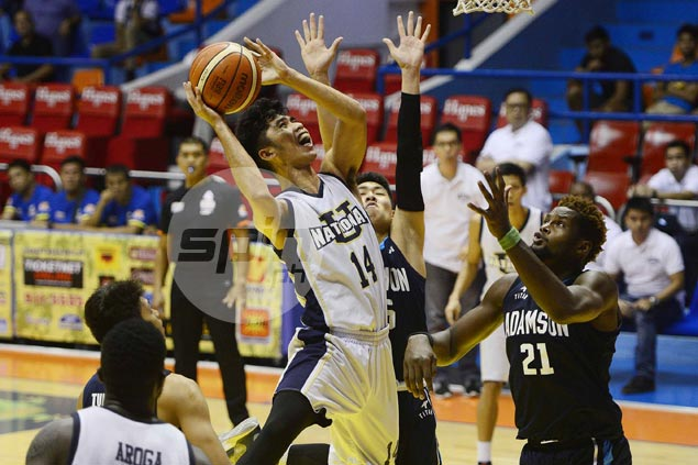 Med Salim sparks fourth-quarter run to lift NU Bulldogs past Adamson Falcons and into semis