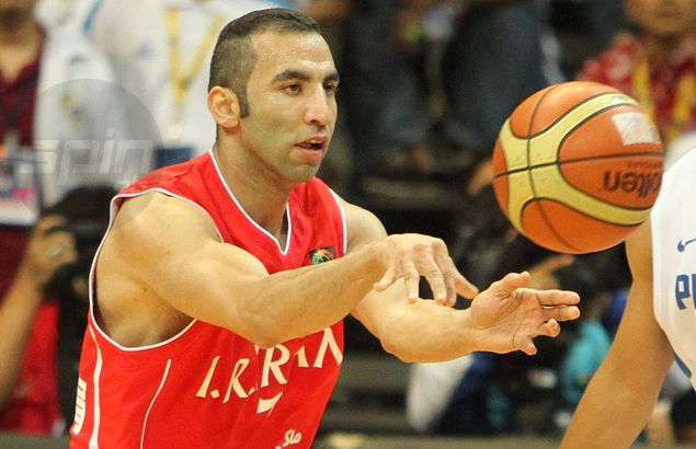 Meralco comes to terms with Iran star guard Mahdi Kamrani, but there's just one hitch