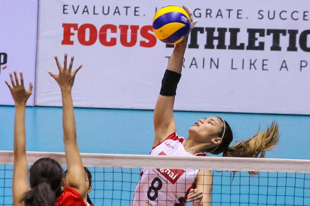Cignal scores first win in Super Liga All Filipino at expense of Generika