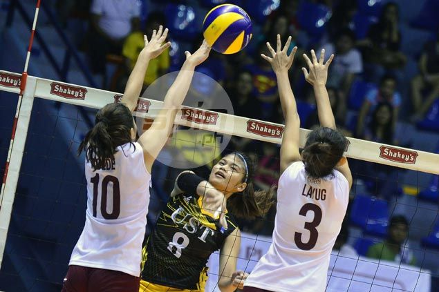 Mela Tunay makes early return from injury, helps carry UST Tigresses past UP Lady Maroons and into second spot