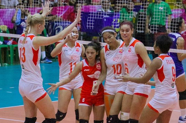 Meralco saves PSL Grand Prix stint, avoids winless conference with straight-sets win over skidding RC Cola