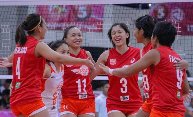 Power Spikers beat Raiders in battle for fifth place in Super Liga Grand Prix