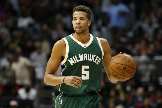 Bucks guard Michael Carter-Williams to visit Manila for NBA 3X Philippines 2016