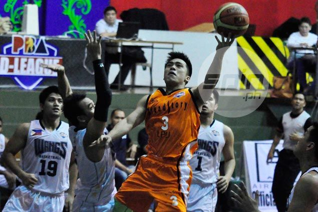 Bread Story Lyceum squanders 15-point lead but recovers to beat Wangs Basketball in overtime