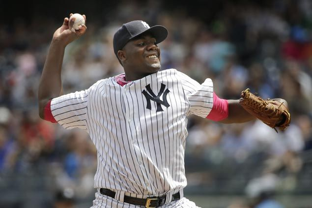 Michael Pineda strikes out 16 as Yankees turn back Orioles