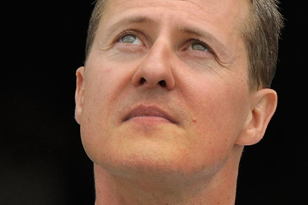 F1 great Schumacher continues slow recovery after coma