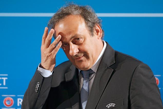 Michel Platini's closest adviser at Uefa takes leave amid Fifa campaign and Swiss probe