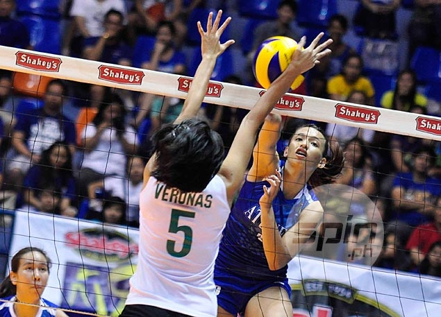 Ateneo Lady Eagles seek quarterfinals sweep as they take on NU Lady Bulldogs in V-League Open