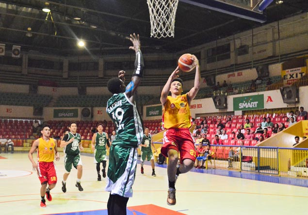 It's USJ-R against UV in Cesafi Partners Cup title series