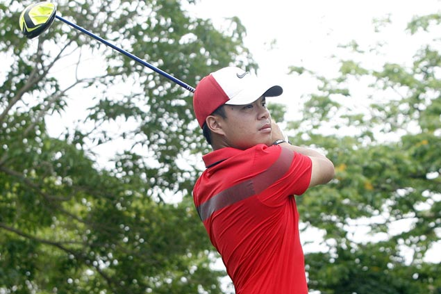 All eyes on Philippine Open champion Miguel Tabuena as PGT returns to Luisita