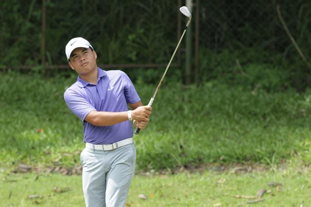 Miguel Tabuena hopes fine play would translate to win this time as he sees action in Australia