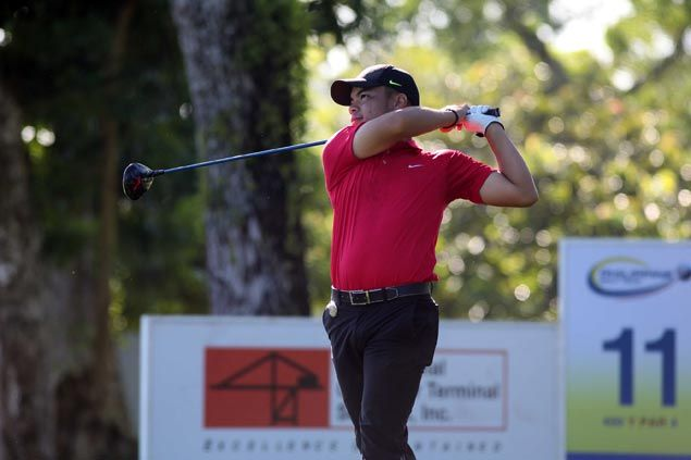 Miguel Tabuena stays on track for back-to-back, takes solo lead at Luisita