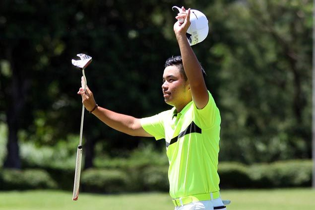 Miguel Tabuena tops Philippine Golf Tour with one tournament to spare, rules Luisita for fourth title of season