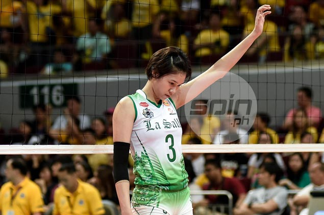 Lady Spikers shed tears, spend over an hour inside locker room after painful loss