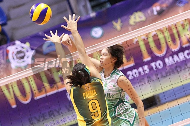La Salle, FEU spikers try to bounce back from losses as second round of UAAP women's volley begins