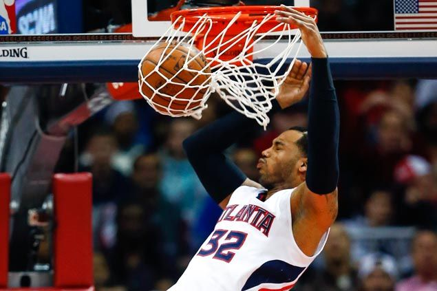 Atlanta Hawks forward Mike Scott faces 25 years in prison on drug charges