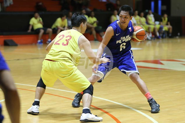Ex-Philippine youth team star Mike Tolomia excited to play for the country again as part of Gilas cadets