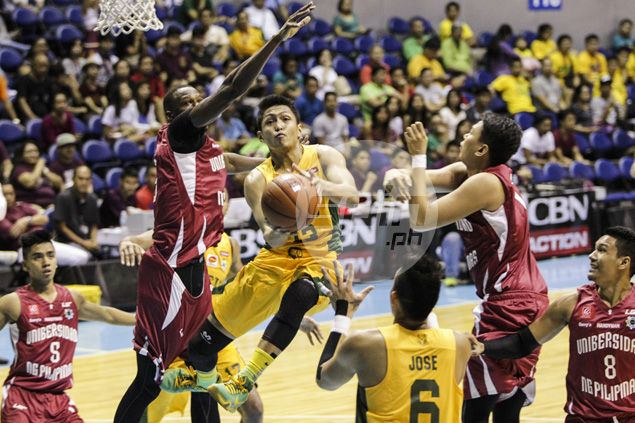 Rampaging FEU Tamaraws dispatch UP Maroons for seventh UAAP win in a row