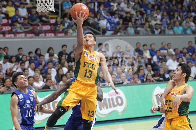 Preseason favorites FEU Tamaraws live up to hype with blowout win over Ateneo Blue Eagles
