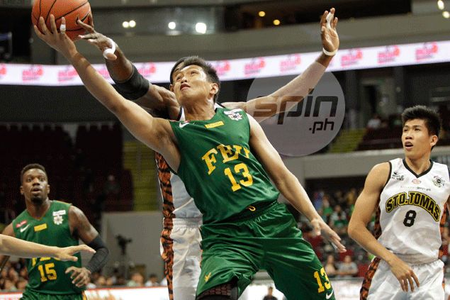 Tamaraws gain share of lead with payback win over Tigers