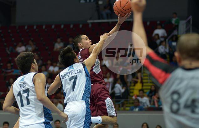 UP coach Madrid ranks Maroons guard Mikee Reyes as 'one of best guards in UAAP'